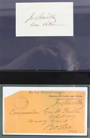 Joseph Smith, James Bradley Spencer