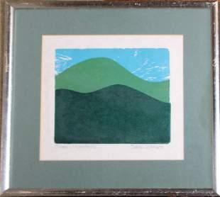 Sabra Field (VT 1935-) Green Mountains