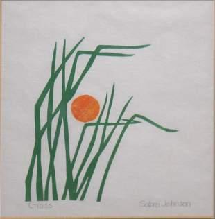 Sabra Field (VT 1935-) Grass