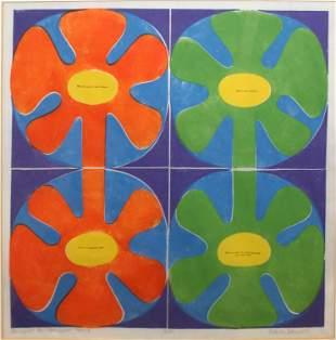 Sabra Field (VT 1935-) Bouquet for Herman Hesse