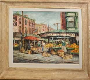 Edith Brecht (AM 20th c) Philadelphia