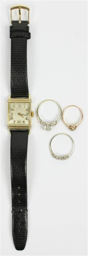 Hamilton's Men's Wrist Watch