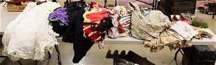 Large lot of Vintage Clothing