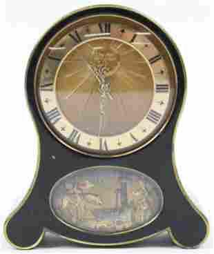 Jaeger LeCoultre Animated Musical Desk Clock
