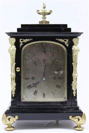 Charles Frodsham London Bracket Clock