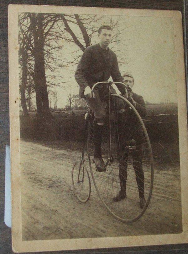 172: Boneshaker Bicycle photo