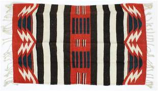 Navajo 3rd Phase Style Chief's Blanket