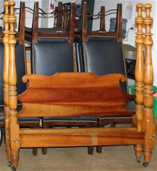 Stickley Sheraton Tall Post Bed