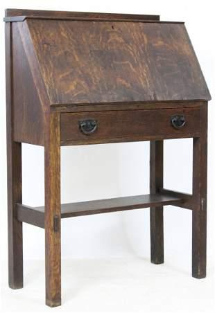 Stickley Slant Front Desk