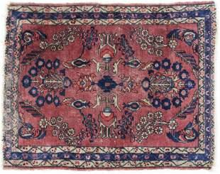 Mid 20th c. Persian Sarouk Rug