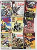 Silver & Bronze Age Fantasy Comic Books