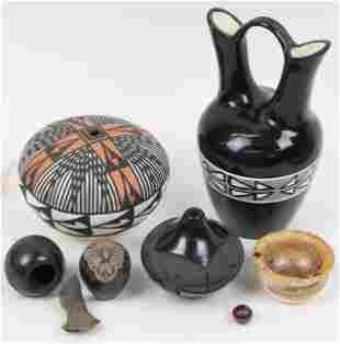 Southwestern Native American Pottery