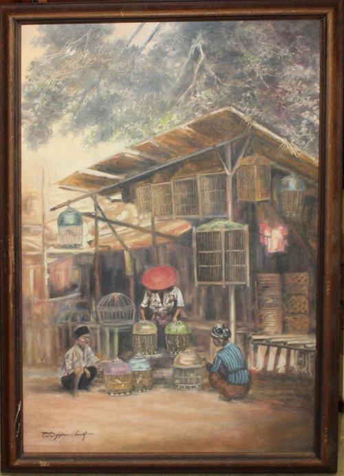 Cambodian Antique