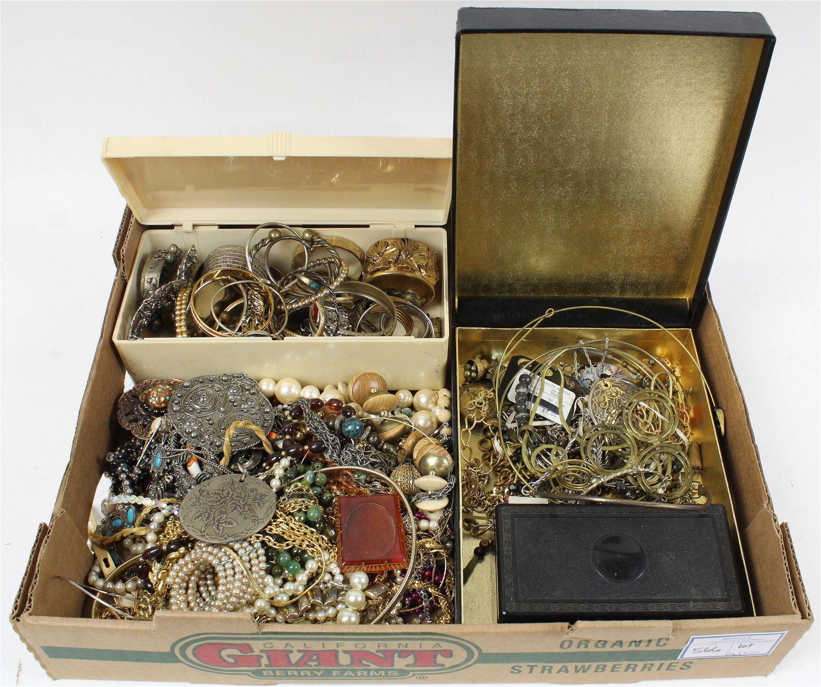 Costume Jewelry Bracelets, Necklaces and Pendants