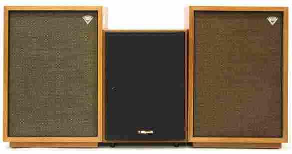 Klipsch Model H 700 Heresy Speakers