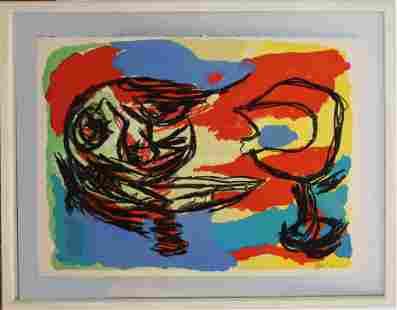 Karel Appel (NL 1921-2006)