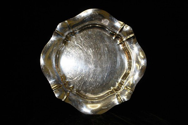 9: Gorham 14 inch sterling serving plate 29.5 troy oz