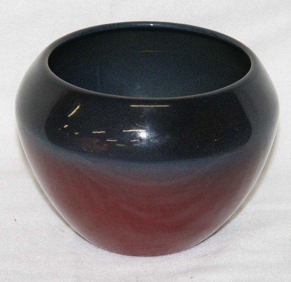 15: North Dakota School of Mines Pottery 7 inch pot sig