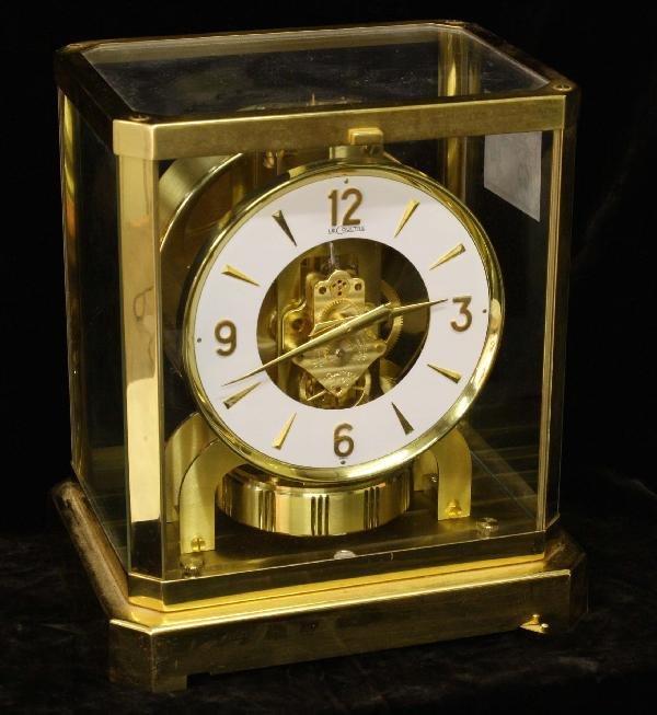 162: Le Coultre Atmos clock