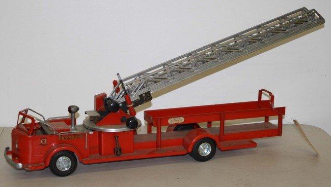 17: Charles Doepke steel Ross Moyne Hook and Ladder
