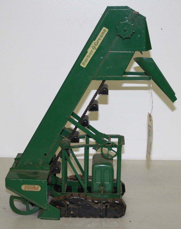22: Charles Doepke Model Toys 18 inch Barber Greene San