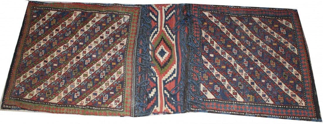 12: Soumac double bag 24 x 47 inches (intact)