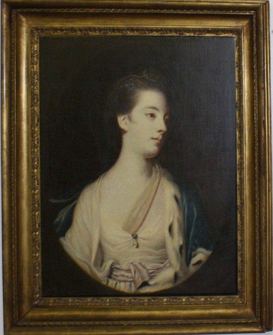 36: Spandrel of Lady Montgomery by Sir Joshua Reynolds