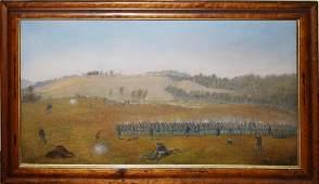 57: James Hope signed o/c- 1st Battle of Bull Run- July