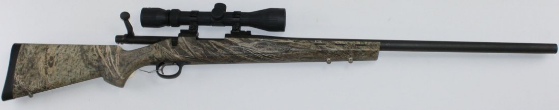 Remington Model 700 ADL Varmint in .308 Winchester with