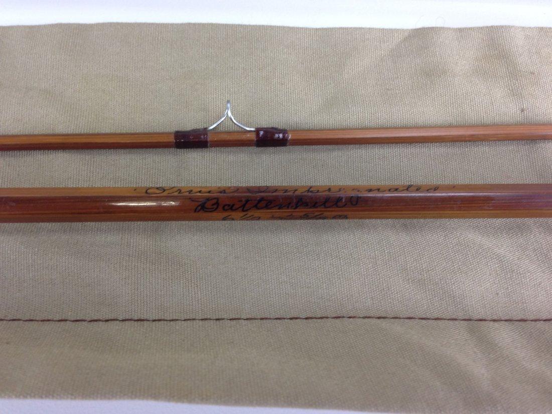 "Orvis ""Battenkill"" 2 pc. 6 1/2' bamboo flyrod in"