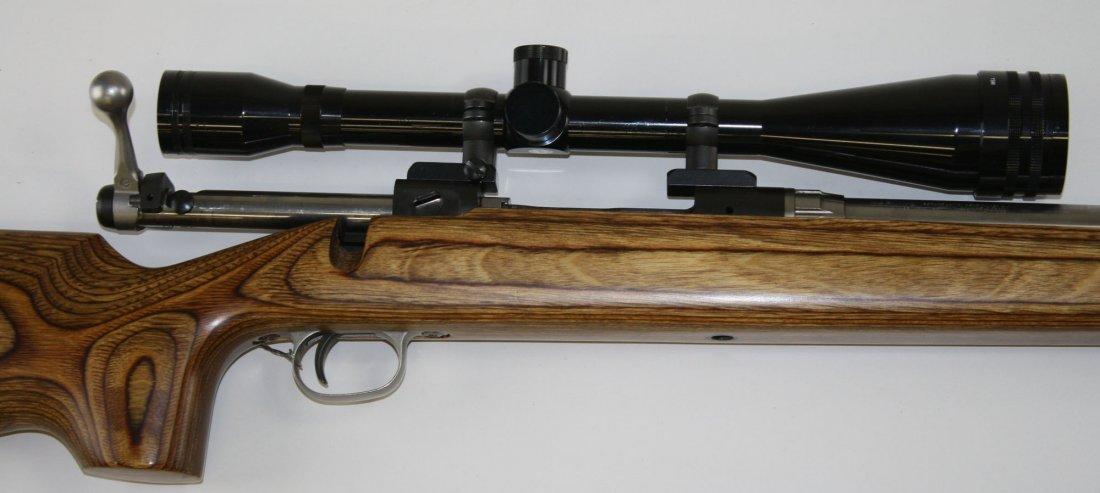 Savage Model 112 target rifle in .223 Rem custom stock, - 2
