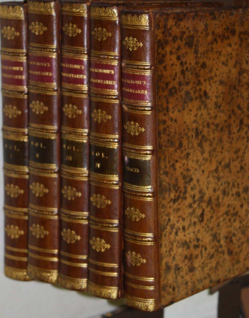 William Blackstone Esq.-Blackstone's Commentary on the