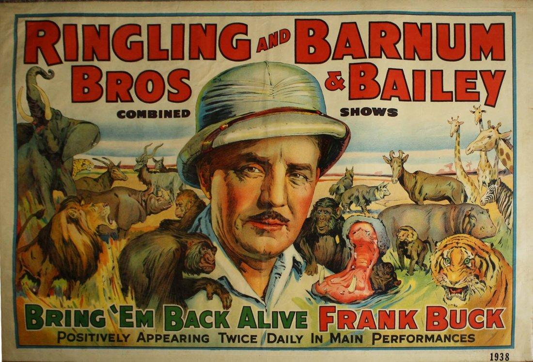 Ringling Bros. and Barnum & Bailey Combined Show /