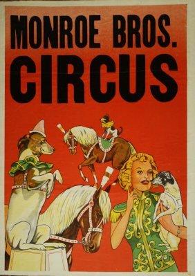 Marcel Bovis Circus Horse Vintage Gravure Lot 147