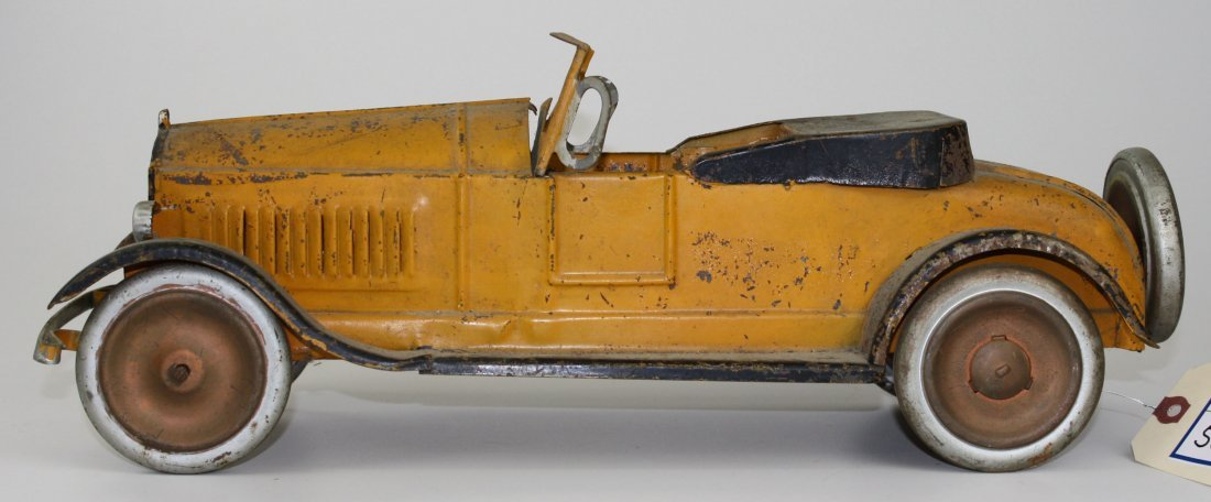 1920's Dayton Country Club roadster pressed steel