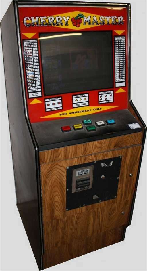 Cherry master arcade slot machine with risque sub game publicscrutiny Image collections