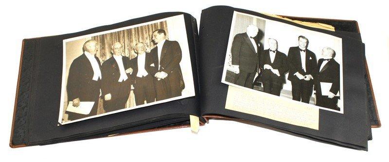 1930's- 1940's Richard W Lawrence photograph album w/