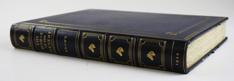 1929 Derrydale Deluxe Edition William Robinson Brown