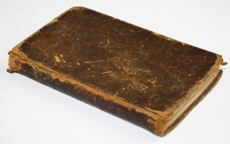 """1807 """"A Narrative of the Captivity of Mrs Johnson"""""""