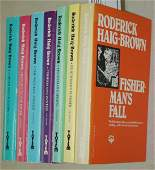 Roderick Haig-Brown Seven Books on Fishing/Angling-