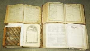 19 th  c bibles w genealogical registers 1797 w