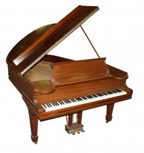 1908 Steinway & Sons Grand Piano, Serial #130062,