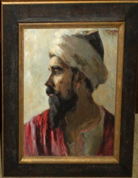 Late 19th/ Early 20th C French School Orientalist