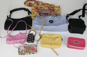 Coach, Brookes Brothers, Other Handbags- 8 Pcs