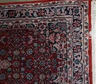 Contemporary Persian Oriental scatter rug 2 4 x 4