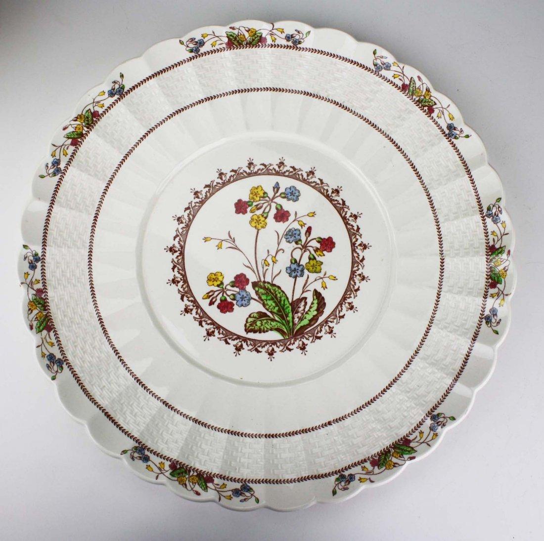 """Copeland Spode """"Spode Cowslip"""" porcelain soup tureen - 6"""