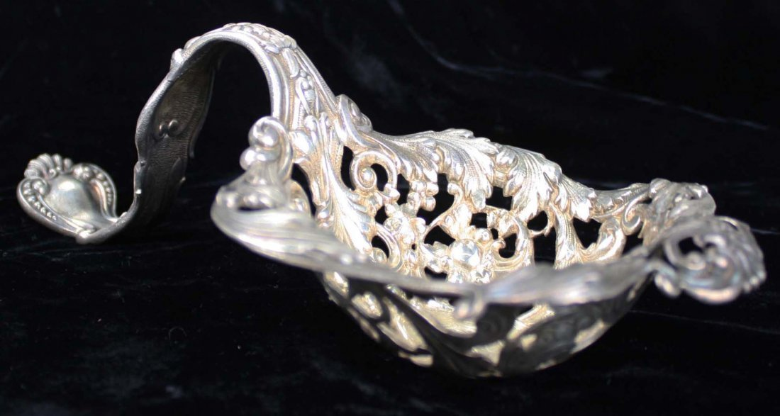 Gorham sterling silver bonbonniere or bonbon server