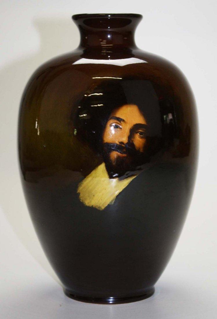 Rookwood Standard Glaze 1896 787 C bulbous form vase