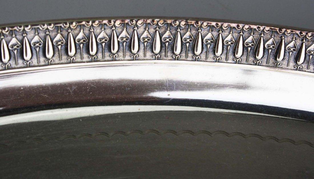"Elaborate engraved Aesthetic Gorham Mfg. Co 26"" - 6"