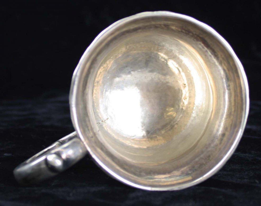 Sterling silver cup by Maltby Kingston Pelletreau - 6
